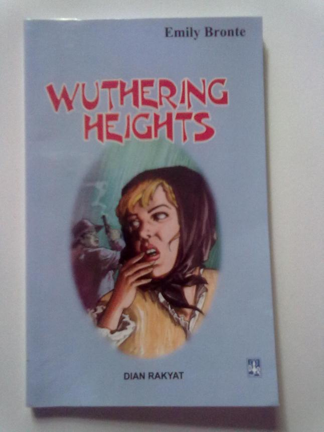 wuthering heights summary book report