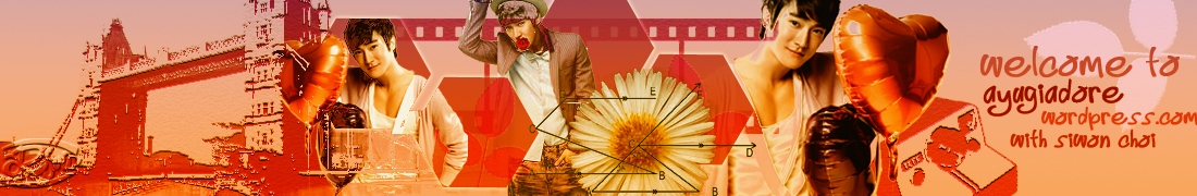 Design] Header Siwon Choi For Bouquet Theme