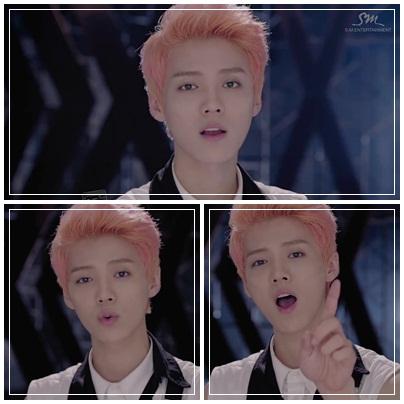 pinky hair lulu