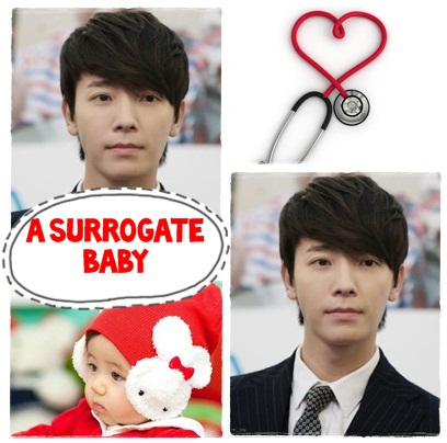 donghae a baby